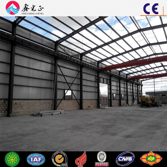 Steel Structure Building / Steel Structure Workshop (SSW-14316) pictures & photos