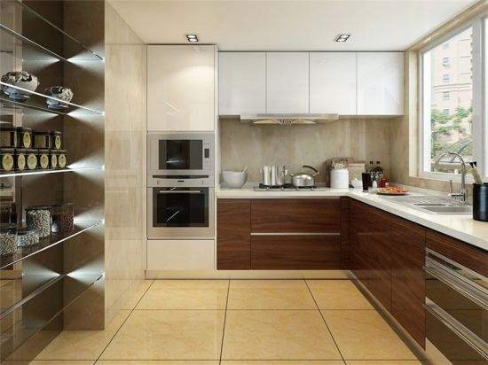 China Stainless Steel Kitchen Cabinets Cost Factory Price