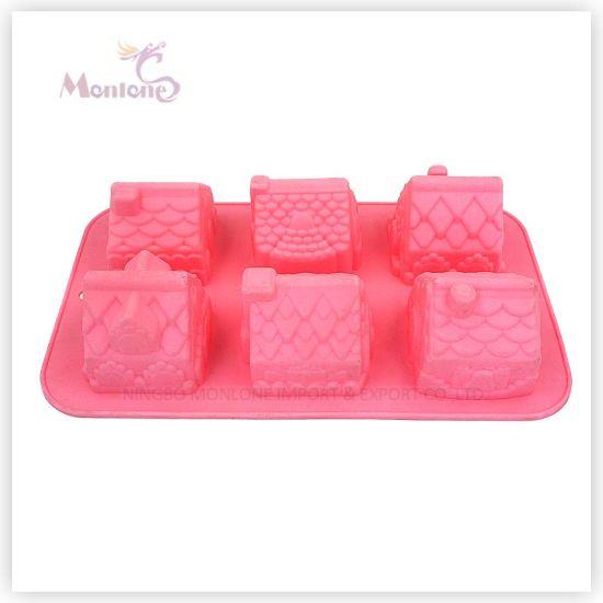 House Shape Bakeware Cake Silicone Mould
