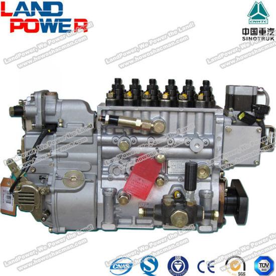 HOWO Heavy Duty Truck Parts with SGS Certification Vg1560080022 Genuine Fule Pump Genuine Fuel Pump