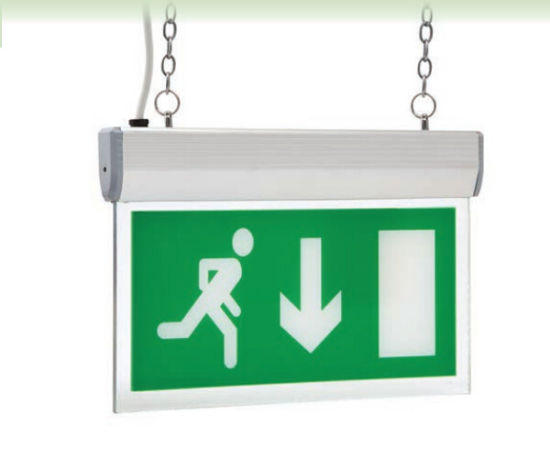 3W LED Emergency Exit Sign Light