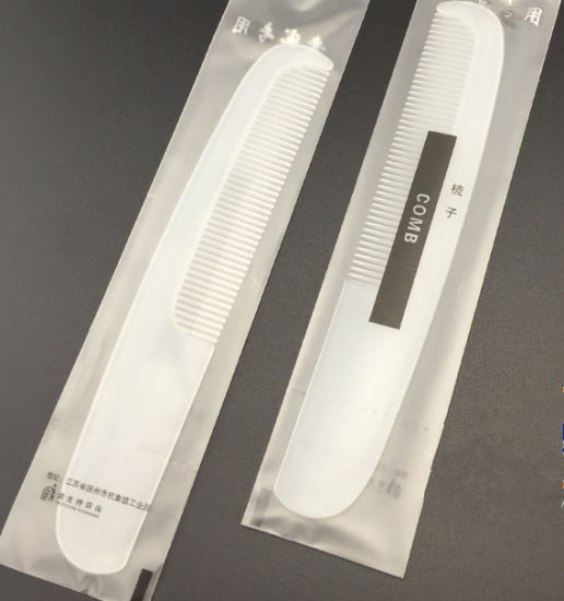 Hi-Q Comb with Customized Brand for Five Star Hotel pictures & photos