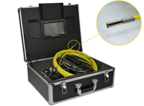 Wopson 6mm Video Recording Small Pipe Digital Inspection Camera pictures & photos