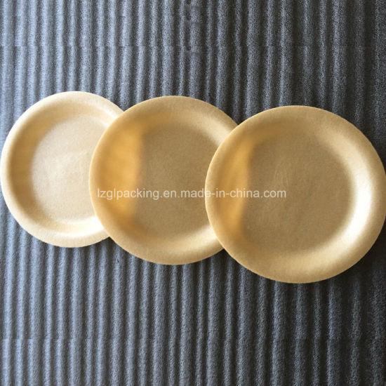 China Disposable Dinnerware Type Biodegradable Corn Starch