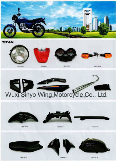 Hot Sell Motorcycle Spare Parts for Honda pictures & photos