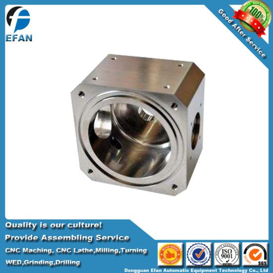 Aluminum/Stainless Steel Customized CNC Precision Turning Machines Spare Part