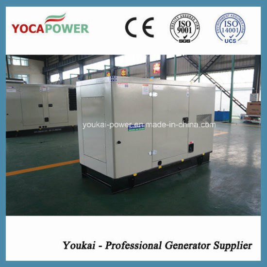 Yuchai 50kw/62.5kVA Silent Diesel Genset for Hot Sale pictures & photos