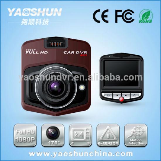"HD 2.4/"" LCD 1080P Car DVR Vehicle Camera Video Recorder Dash Cam Night Vision LR"