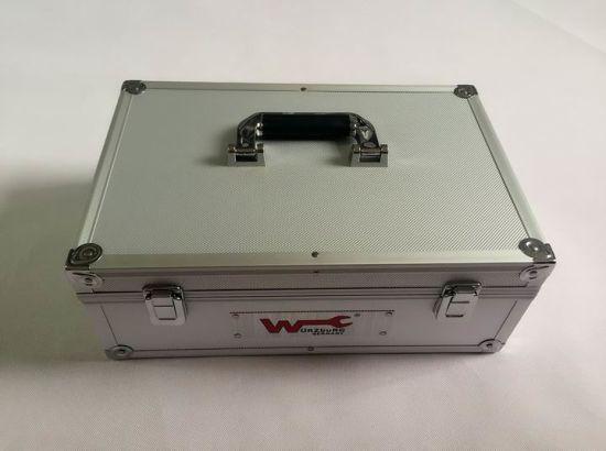 High Quality Aluminum Tool Case with Folding Box (KeLi-tray-03)