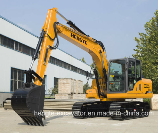 Factory Price 15ton Crawler Excavator for Sale Ht150-7 pictures & photos