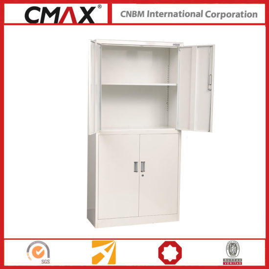 China Filing Cabinet Full Height Cupboard With 4 Doors Cmax Sc008