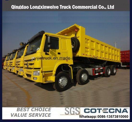 Africa HOWO Dump Truck, 6X4 HOWO Dumper Truck, 20-30tons HOWO Tipper Truck