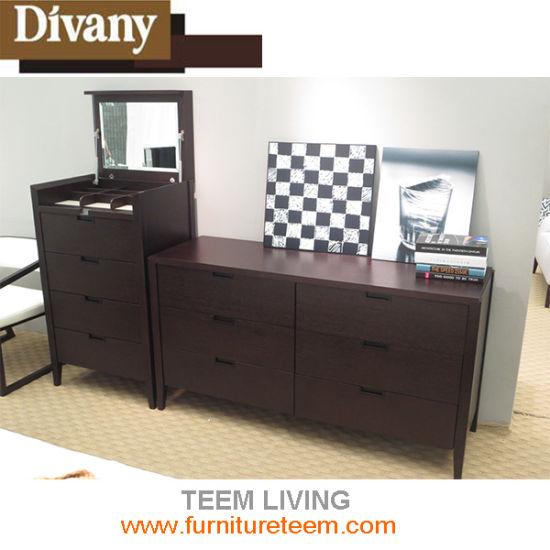 China Sm D33 Home Furniture Bedroom Furniture Solid Wood Cabinet