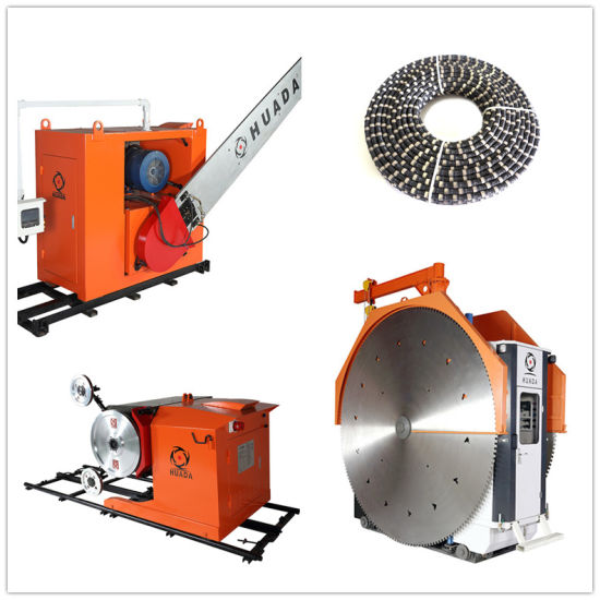 Stone Quarry/Quarrying Cutting/Core Boring/DTH Drill/Drilling Mining/Multi Blade/Trimming Chain/Diamond Wire/Saw Machine/Double Cutter/Granite Marble Price
