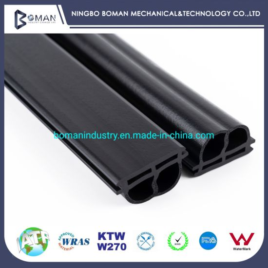 High Quality Rubber O Ring Cord, Rubber Strip, Window Seal