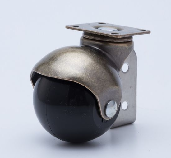 Hooded Ball Caster Wheels