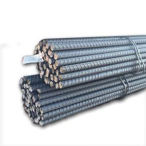Steel Reinforcing Bars Deformed Steel Rebars Iron Bar 6mm 8mm 10mm Steel Bar in Coil