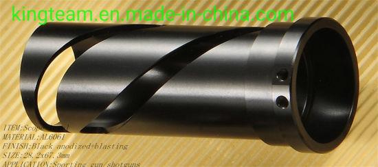 China Aluminum CNC Machining Metal Parts for Shortgun and Hunting