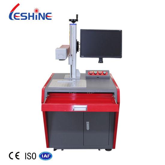 Raycus Brand Fiber Laser Marking Machine 20W 30W 50W Metal Laser Engrving Machine Mopa Laser Marking Machine
