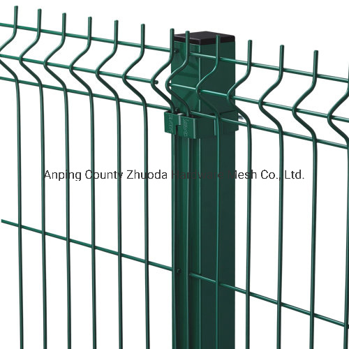 2019 Amazon Popular PVC Powder 3D Welded Mesh Fencing Made in China pictures & photos