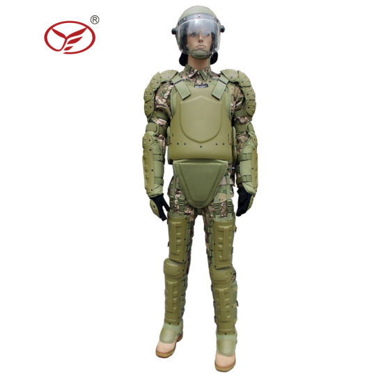 Protective Nylon Anti-Riot Military Equipment Anti Riot Suit