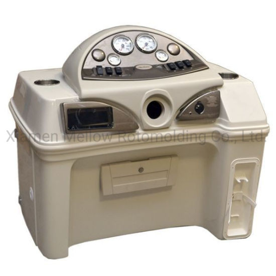 OEM Quality Steering Console / Center Console for Pontoon / Boats