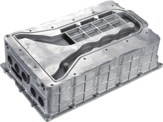 Aluminum New Energy Die Casting Auto Parts