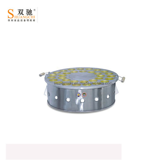 Low Price Cake Baking Machine Wheel Pie Made in China pictures & photos