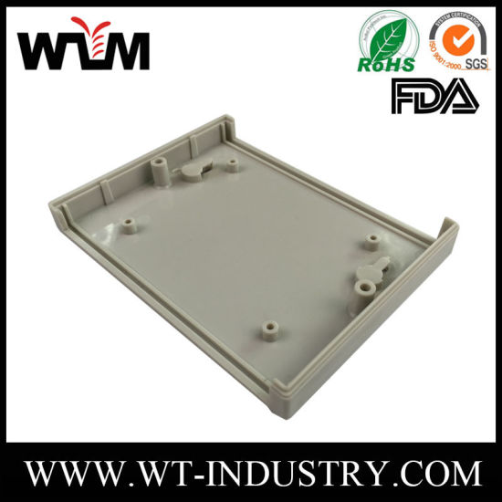 Custom ABS Injection Plastic Molded Casing Parts
