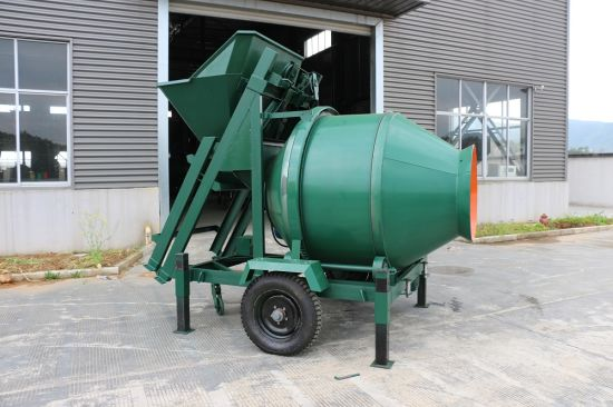 China Mini Concrete Mixer Price in India for Road