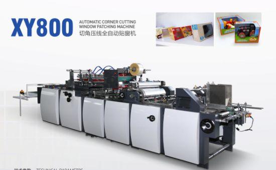 Xy-1080 Window Patching Machine with Corner Cutting