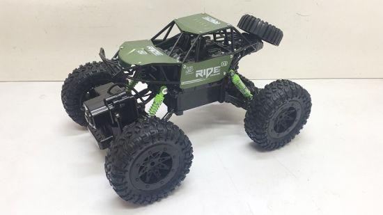 Hot Selling Metal 2.4G RC Car 1: 14 Monster Truck Crawler Kids Toy Car H10657139 pictures & photos