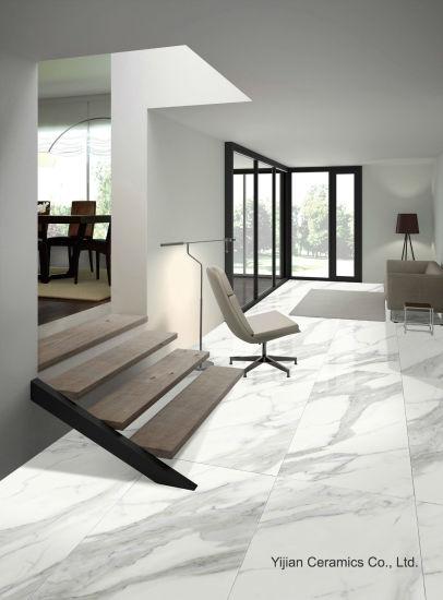 Big Size 900X1800 High Quality Marble Design Glazed Polished Porcelain Floor Tile