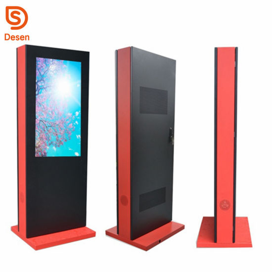 China Outdoor Advertising Display Bluetooth Advertising Ad