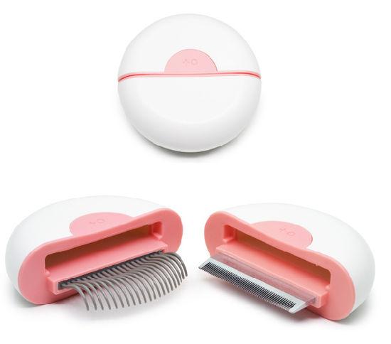 Gemini Pet Grooming Comb, Pet Massage Comb