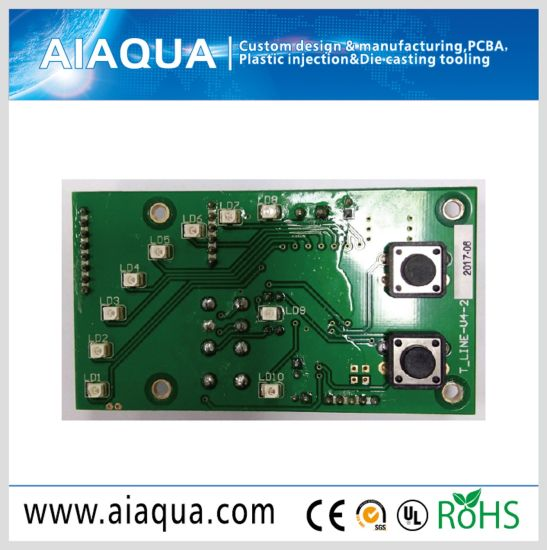 Custom Pcb Printed Circuit Board Wireless Communication
