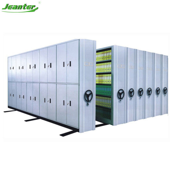 Archive Storage Metal Movable Compactor