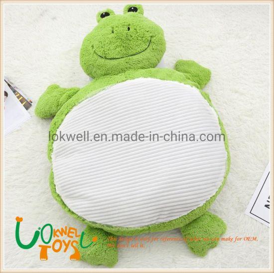 Frog Shape Plush Play Crawling Blanket Sleep Mat Baby Products