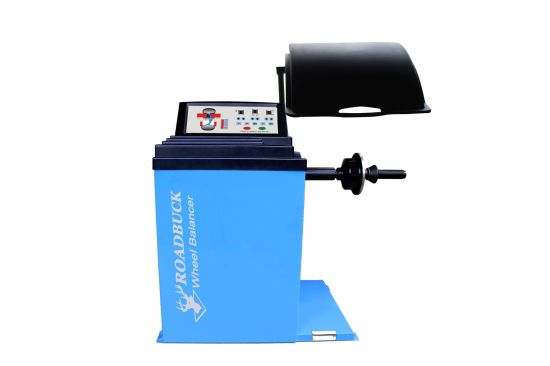 Customized Manual PC System Wheel Balancer for Work Shop