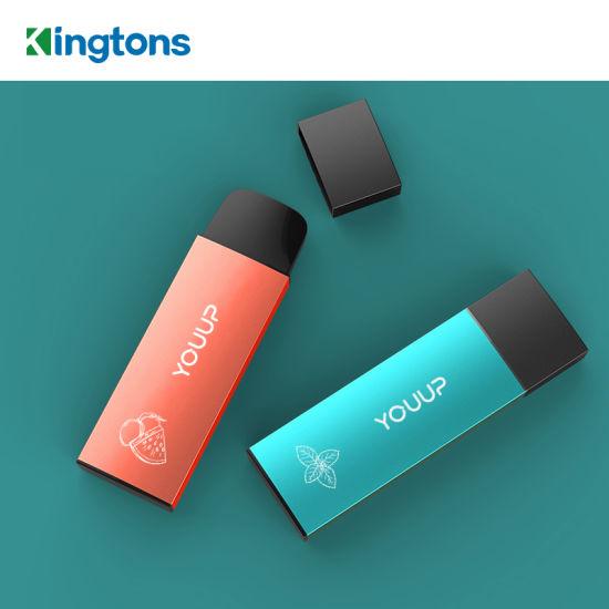 Mini Portable Disposable Electronic Cigarette Youup 117 Electronic Smoking