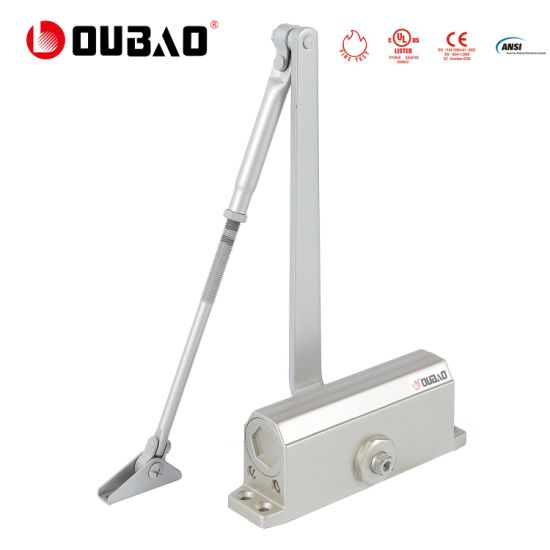 Adjustable Aluminium Door Closer for Fire-Proof Door&UL&Ce (600 Series)