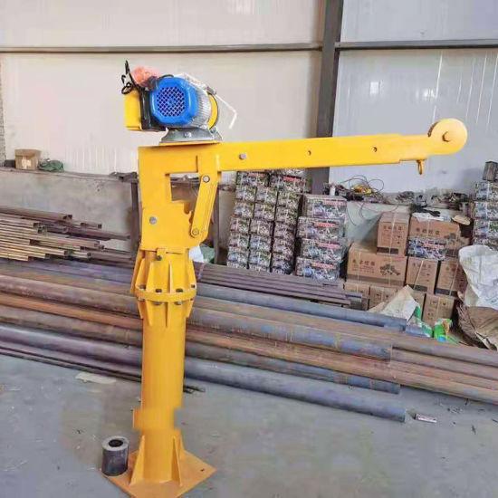 Mini Crane 1500kg/2000kg Installed on Truck with 12V/24V Battery Driven