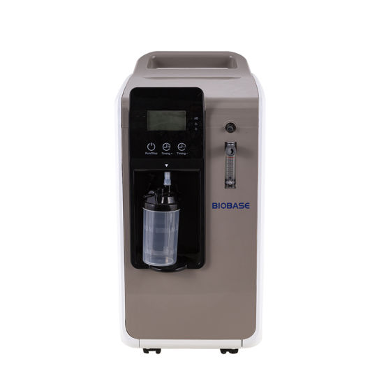 Biobase China Medical Use 5L /Min Oxygen Generator Oxygen Concentrator