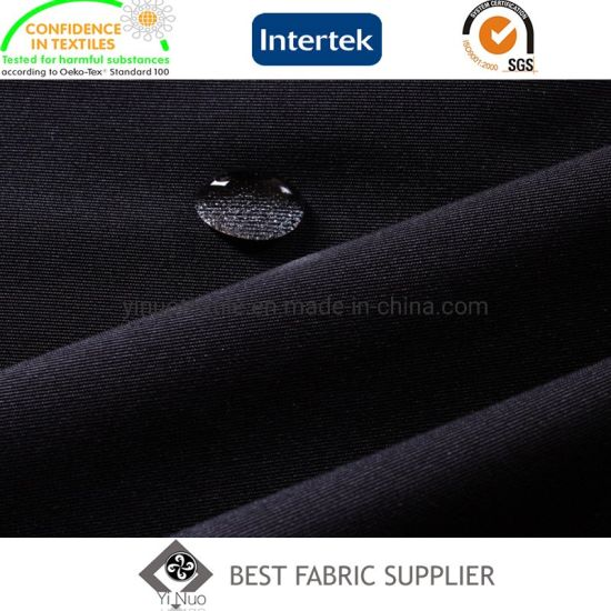 100 Polyester Woven 320d Water Proof Taslan Fabric Winter Jacket Garment Fabric