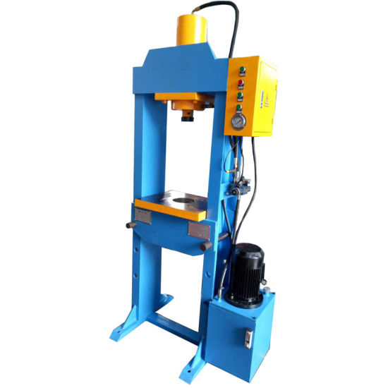 80 Ton Electricl Type Hydraulic Press for Workshop