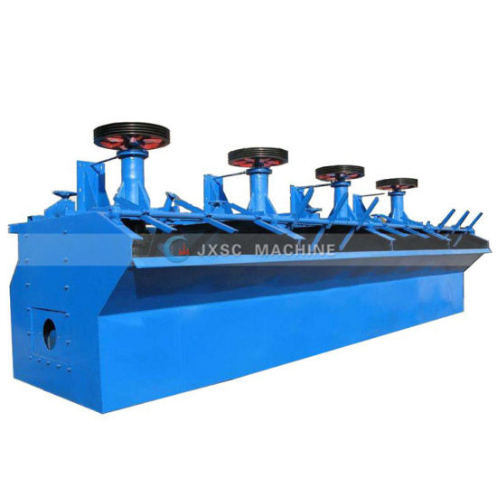 Froth Flotation Cell Machine Flotation for Copper Ore Leaching Process