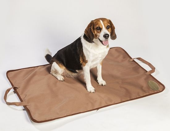 Foldable Car Mats for Pets/ Pet Travelling Blankets for Outdoor with Thermal Layer