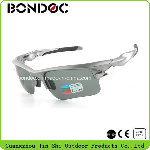 Large Sports Cycling Sunglasses with Interchangeable Lenses