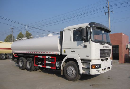 Hot Shacman 6X4 20000 Liters Water Transport Truck pictures & photos