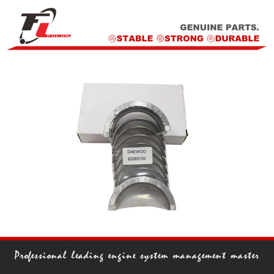 Engine Parts for Crankshaft Bearing Daewoo 92065700